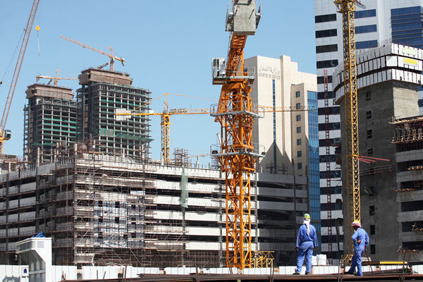 Saudi construction projects deal to hit $44bn in 2019