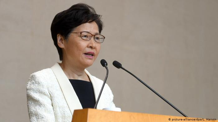 Hong Kong leader set to withdraw the controversial immigration bill: Report