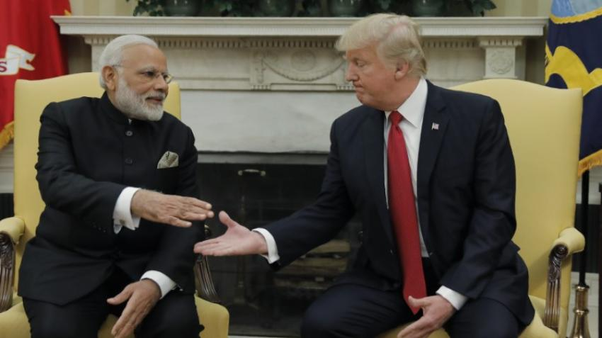Trump, Modi joint address truly historic tribute to Indian-Americans