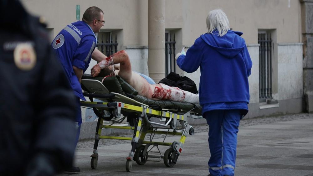 Saudi Arabia condemns bombings in St. Petersburg and Kabul explosion