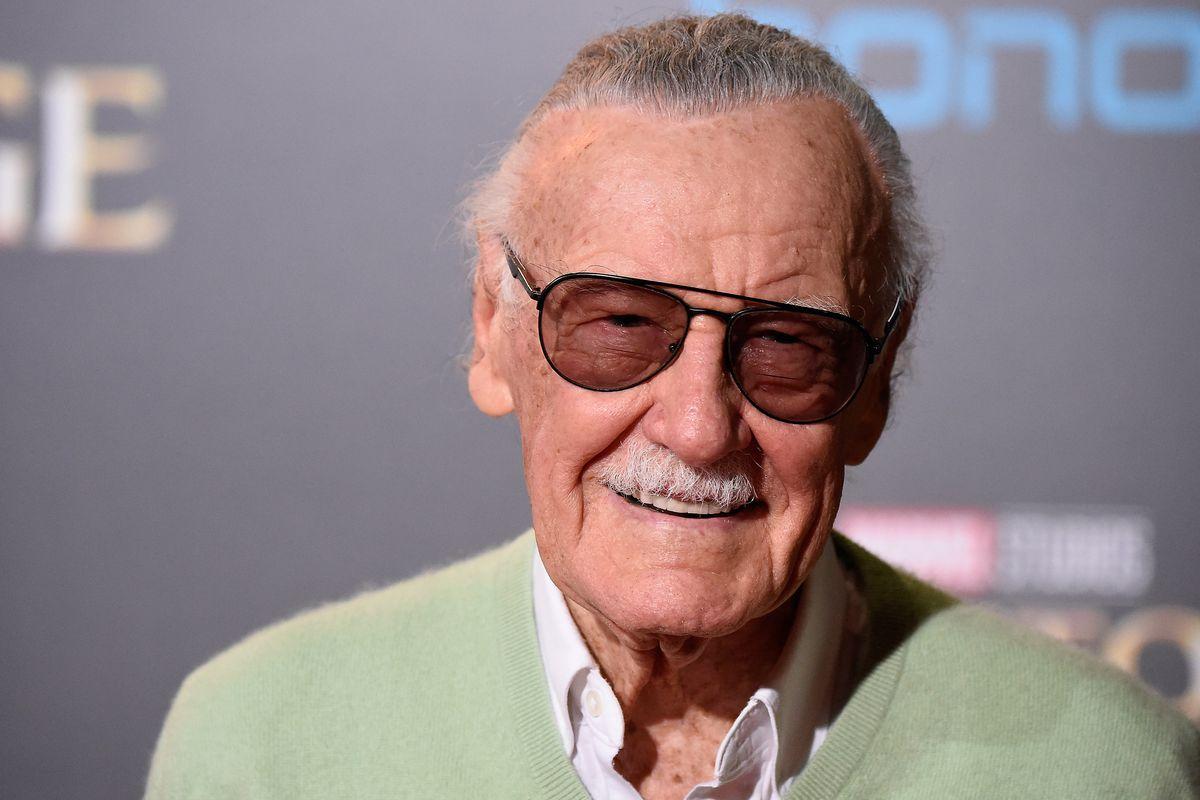 American comic book writer Stan Lee dies at 95