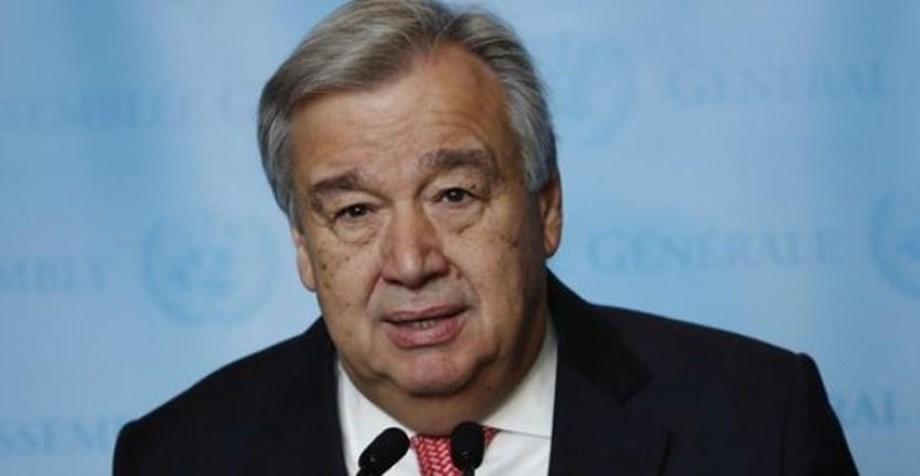 UN Chief Antonio Guterres calls for global efforts to fight corruption