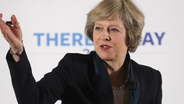 Theresa May to become woman PM of Britain tomorrow