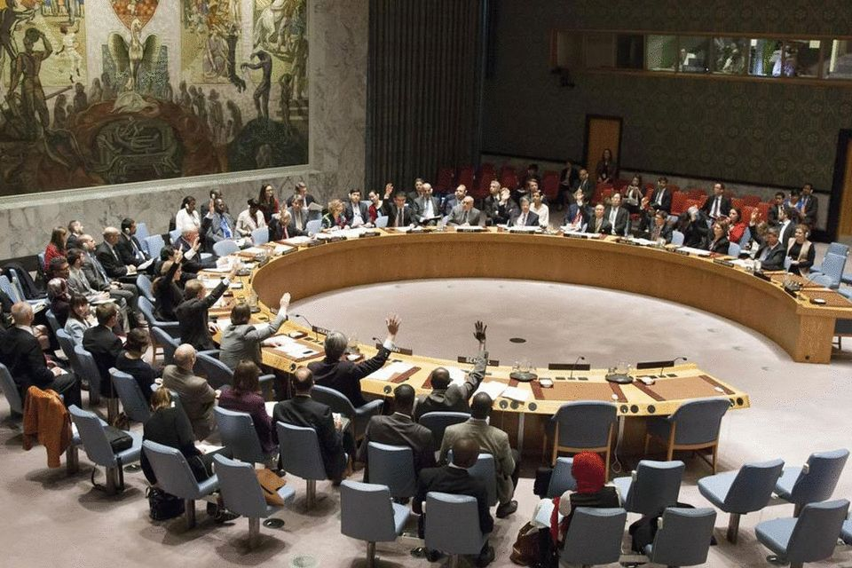 EU members of UNSC ask for humanitarian access to eastern Ukraine