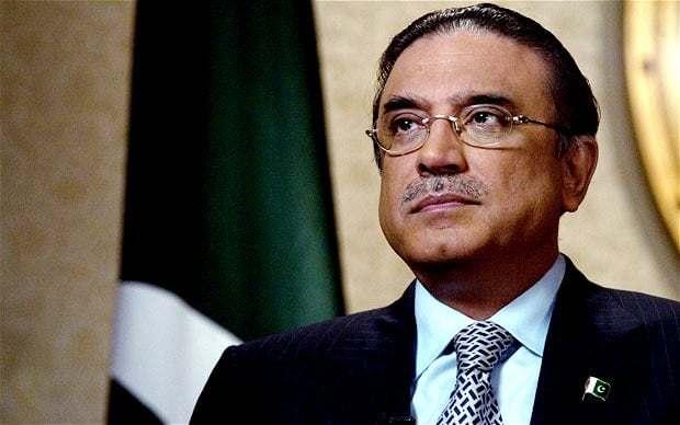 Asif Ali Zardari returns to Pakistan