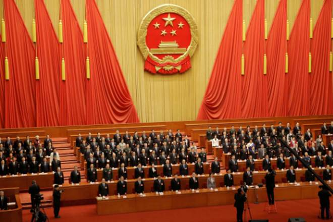 China postpones annual session of Parliament