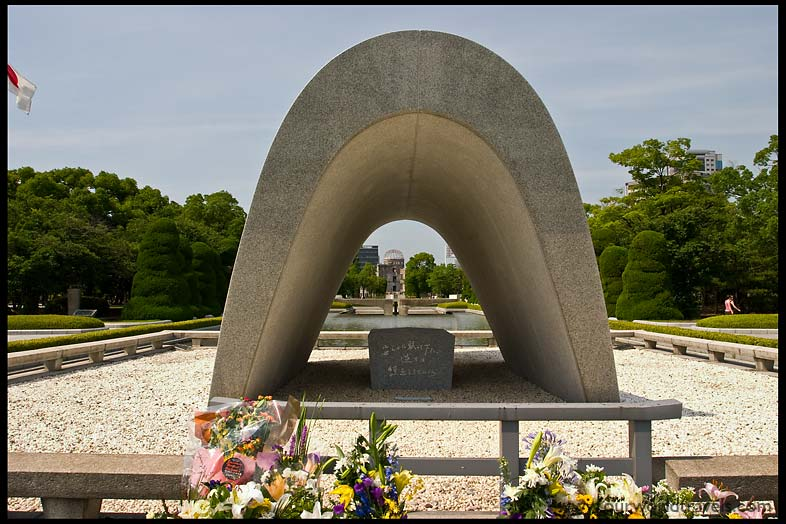 Japan marks the 71st anniversary of US atomic bombing of Hiroshima today