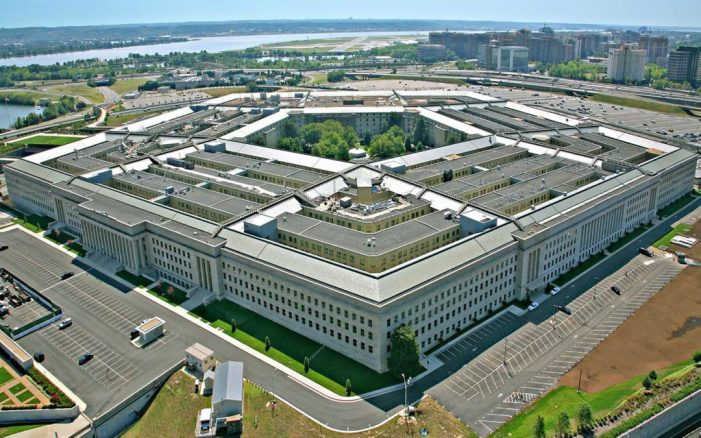 Pentagon authorizes USD 1 billion for Trump