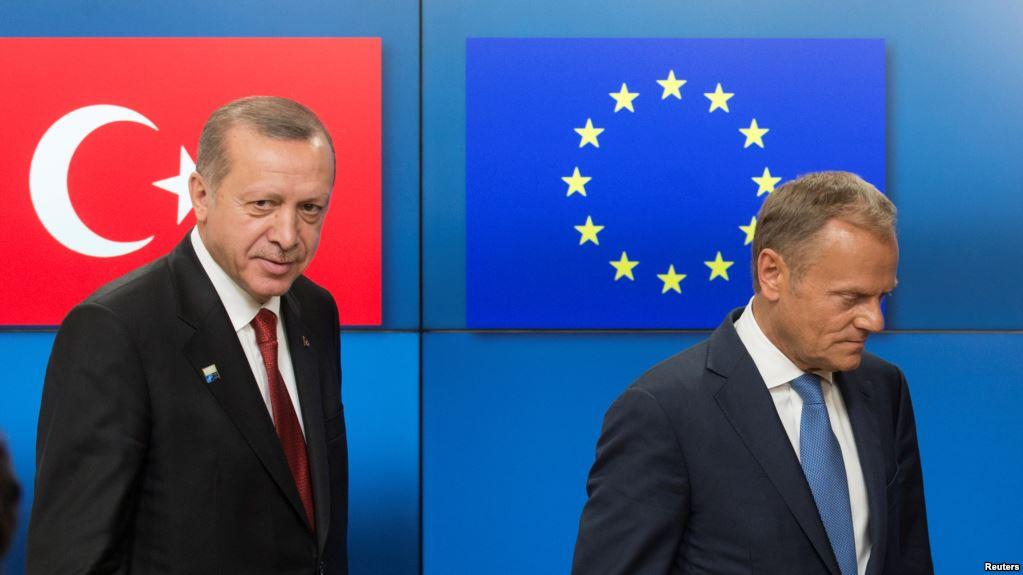 EU, Turkey to meet to put Turkey