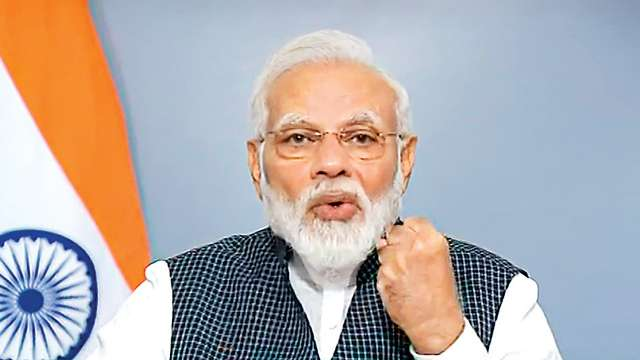 PM Narendra Modi to participate in the meeting of European Council on 8th May as a special invitee