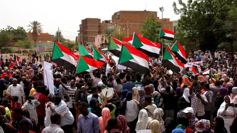 Sudan military council, opposition reach power-sharing agreement
