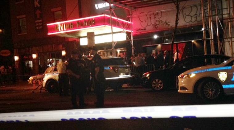 One dead, 3 wounded in shooting at NYC concert venue