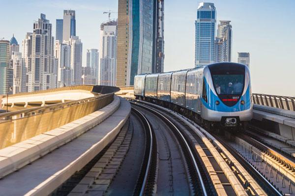 Dubai Metro yields $18bn for economy in 8 years: study
