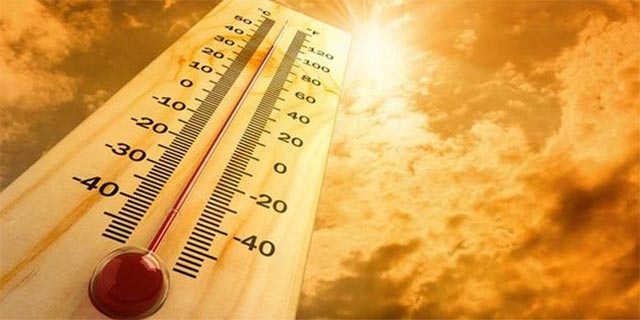 Saudi Arabia :Record temperature in central, eastern parts of Kingdom