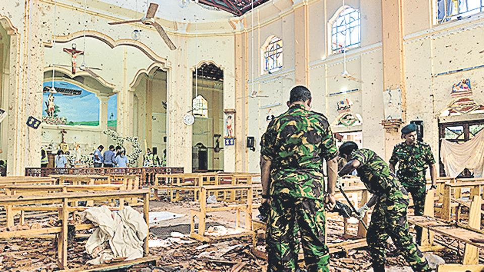 Sri Lanka freezes bank accounts of 41 terror suspects