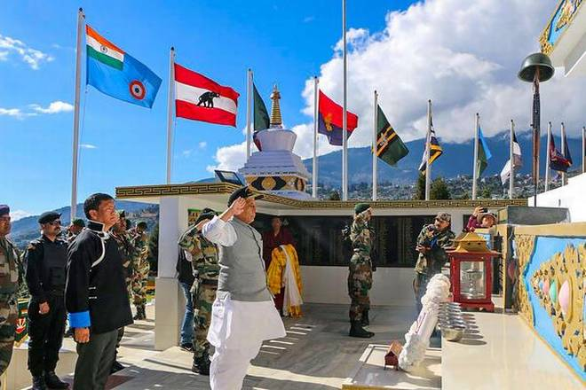 China objects to Rajnath Singh's visit to Arunachal Pradesh