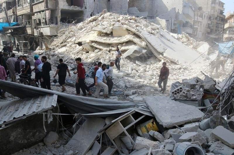 23 civilians killed in Syria