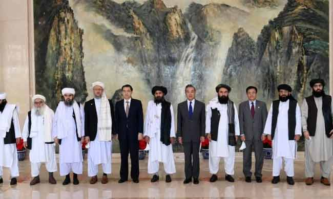 China congratulates new interim Taliban govt in Afghanistan