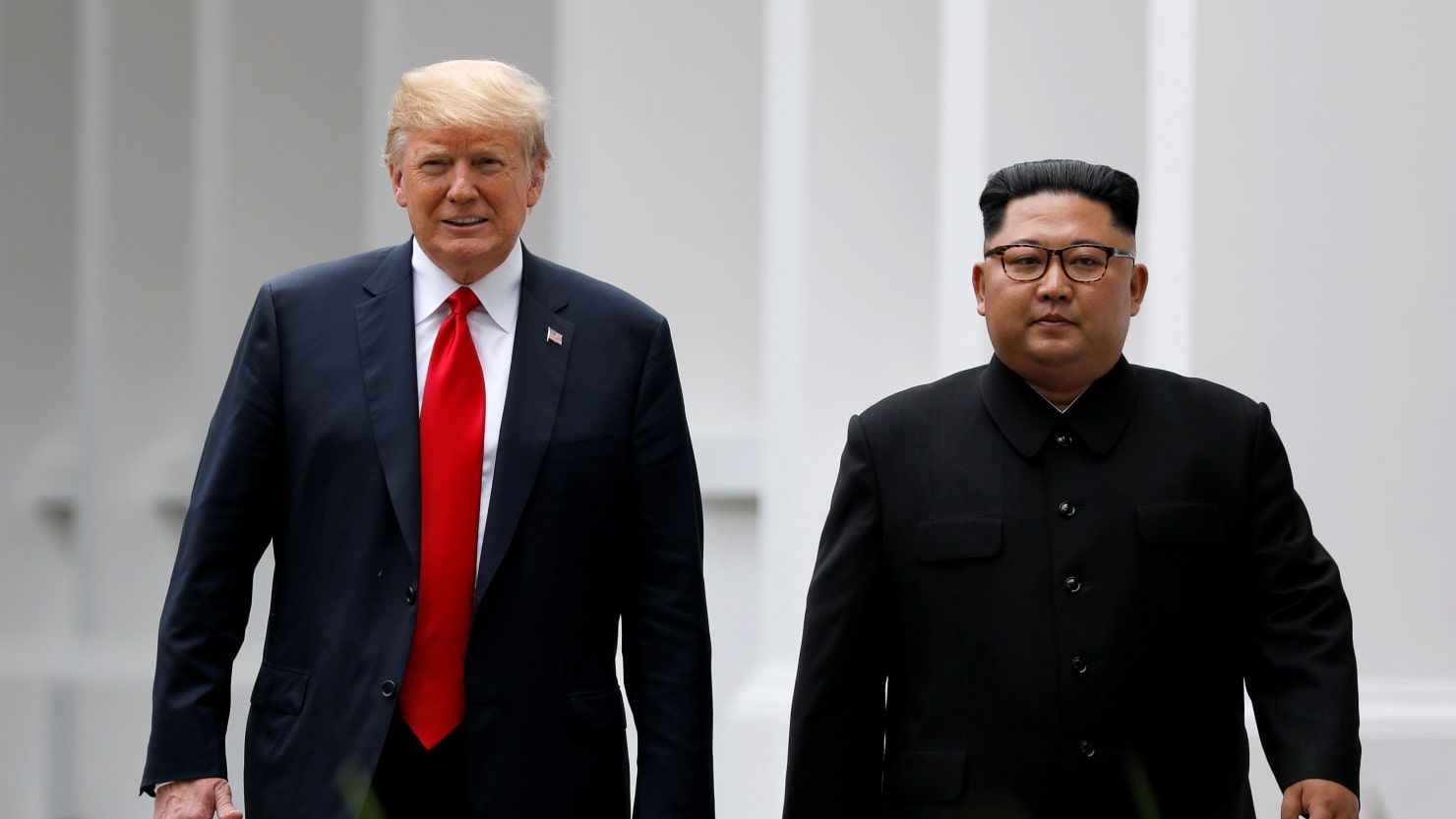 Donald Trump & Kim Jong-un decide to hold second summit next month