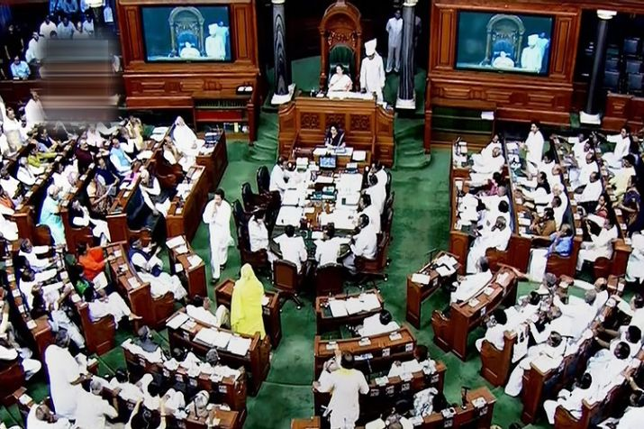 Lok Sabha passes Motor Vehicles (Amendment) Bill