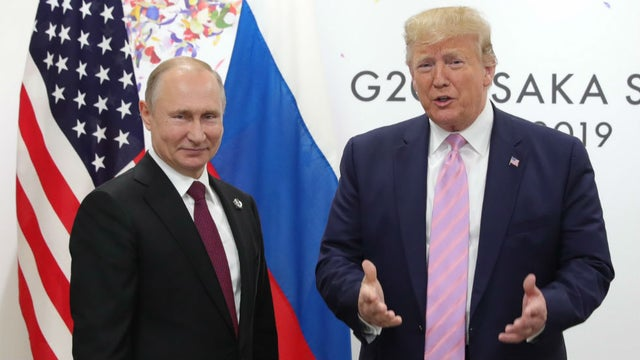 Trump, Putin discuss Russian wildfires: White House