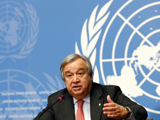 UN Chief Antonio Guterres saddened by loss of life, destruction due to heavy rain in India