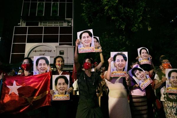 Two More Charges Against Suu Kyi, Protests Continue: Myanmar