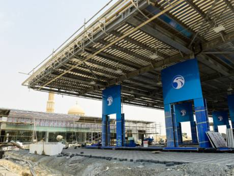 Adnoc petrol station to open in Dubai by end of 2018