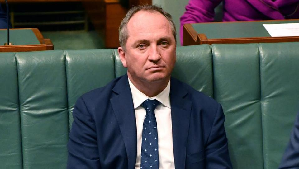 Australian Dy PM Joyce disqualified from parliament over dual citizenship