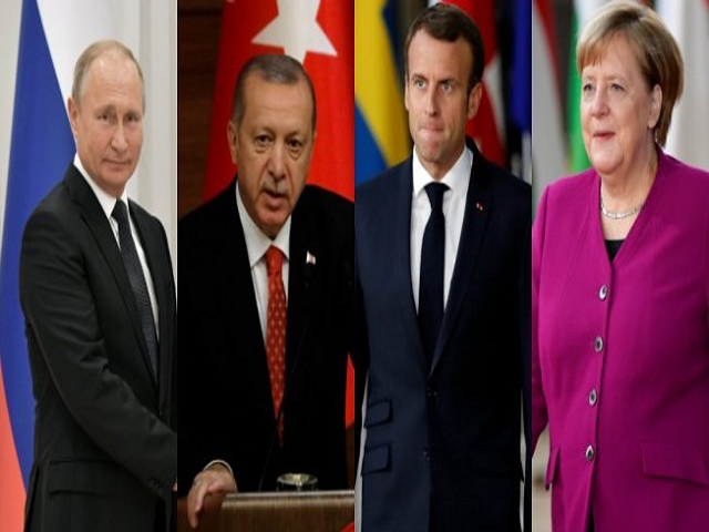 Turkey to host Syria summit with Russian, French, German leaders