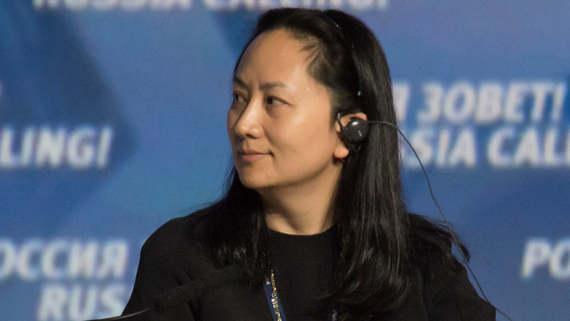 Huawei executive gets bail in case rattling China ties