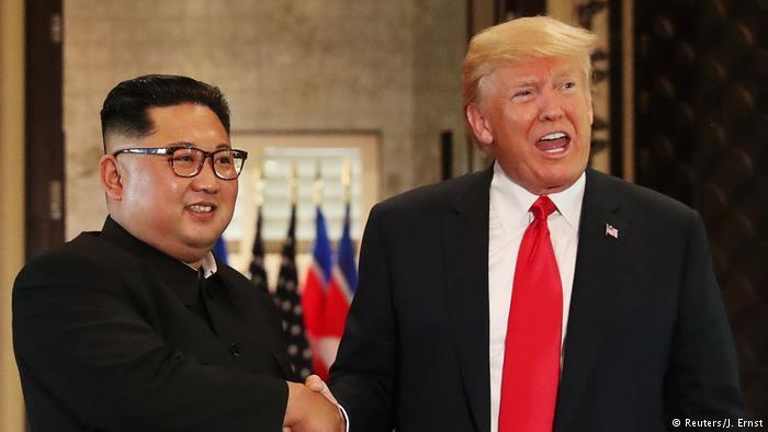 Summit between Donald Trump & Kim Jong-un to take place tomorrow