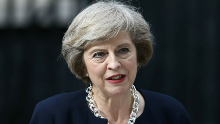 UK will not begin official negotiations on leaving EU this year: British PM Theresa May
