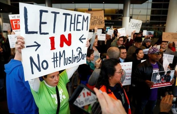 US lifts ban on refugees from 11