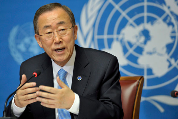 India has a very special place in my heart: Ban Ki-moon
