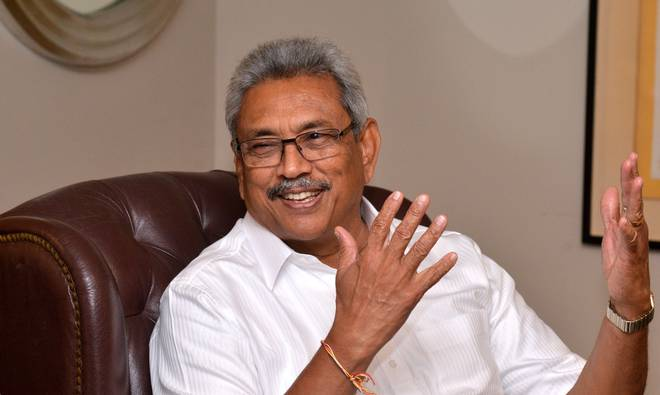 Gotabaya Rajapaksa invites Indian companies for investment in the country