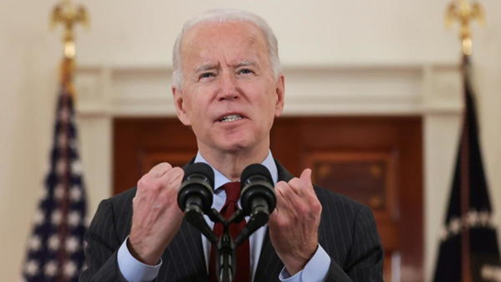 President Joe Biden calls 5 lakh death toll in US a