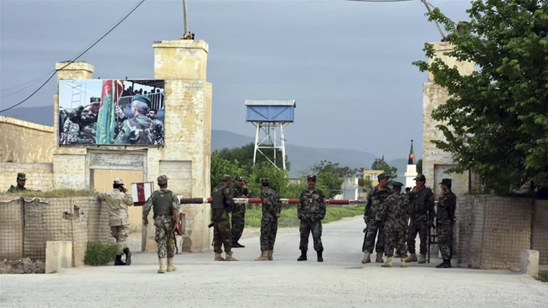 More than 50 Afghan soldiers killed in Taliban attack