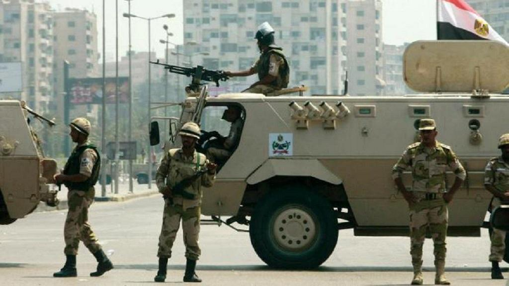 Egypt says clashes kill 7 troops, 59 militants in Sinai Peninsula