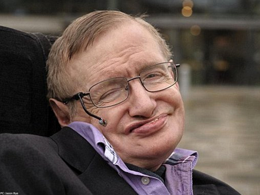 British scientist Stephen Hawking passes away