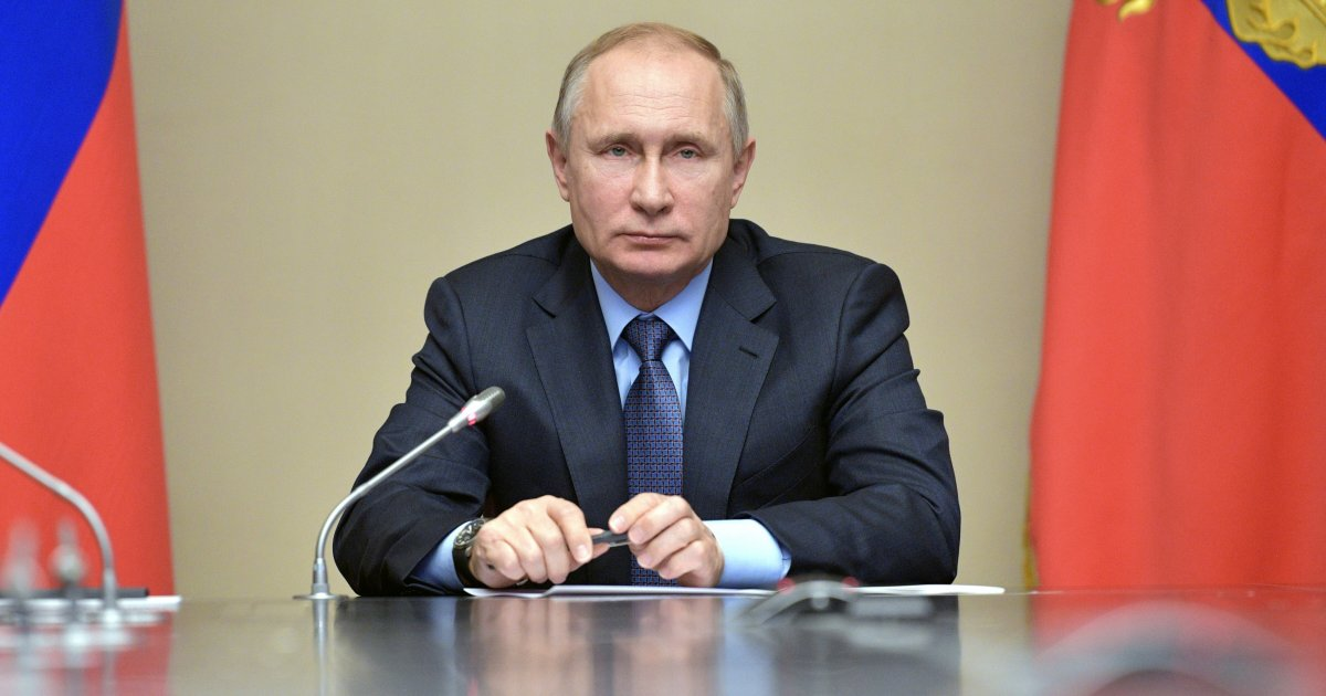 Putin fast tracks Russian citizenship for Ukrainians