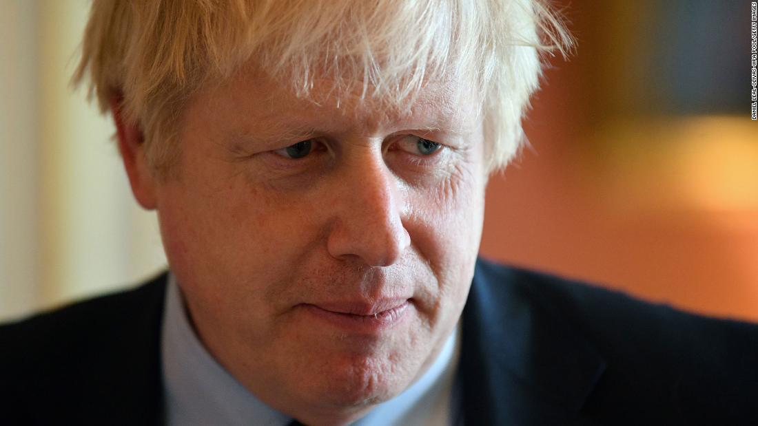 British Parliament rejects PM Boris Johnson