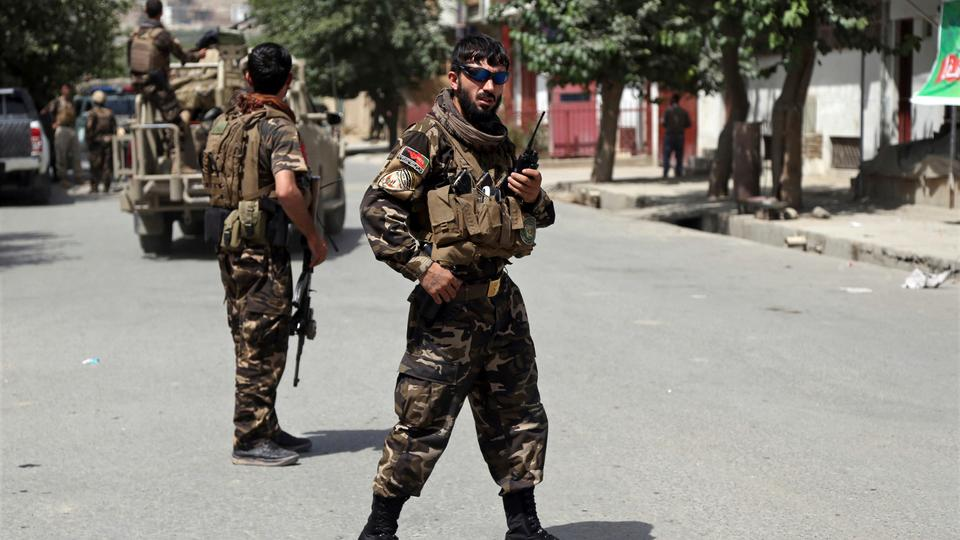 Taliban attacking city of Kunduz: Afghan government