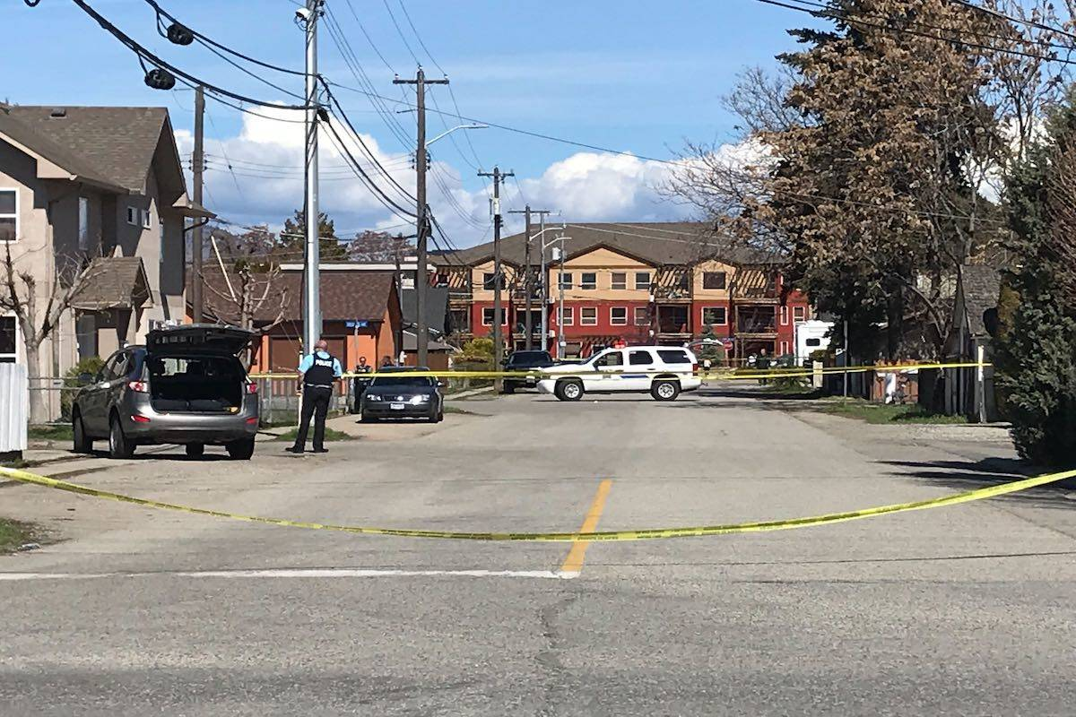 Four people killed in shootings in western Canada