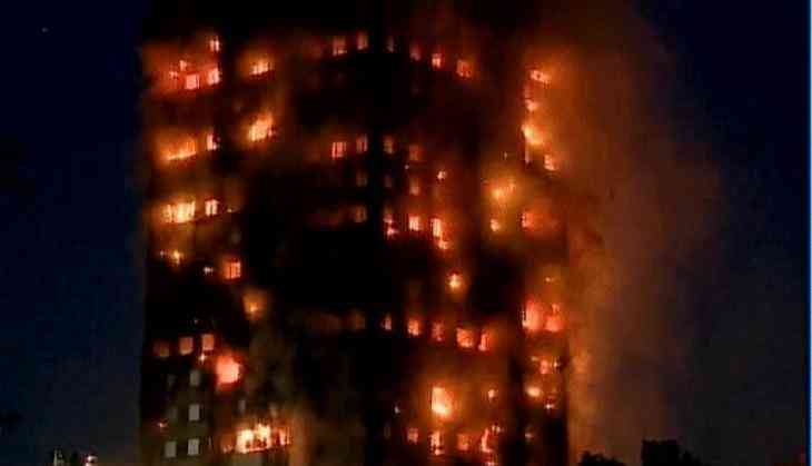 London fire: Multitude of fatalities, 50 admitted to hospitals