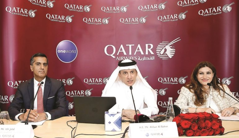 Qatar Airways is Middle East Airline of the Year