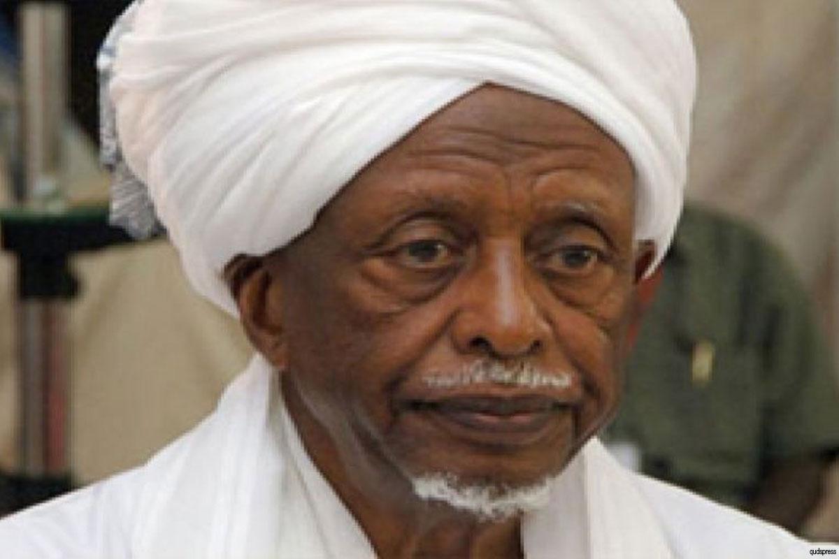 Former Sudan president Dahab dies