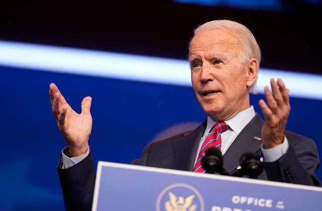 Biden says his administration will be most diverse ever