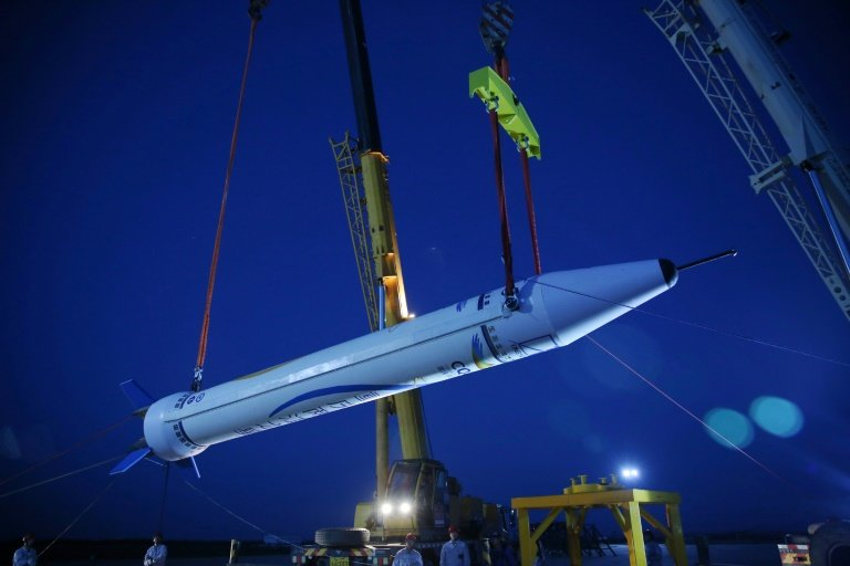 Chinese private company launches suborbital rocket