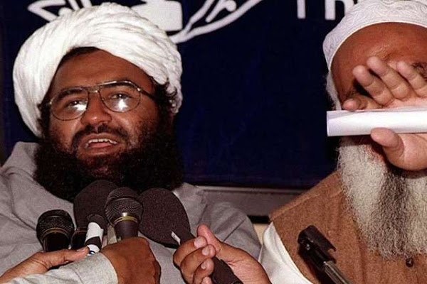 China unmoved by US bid to discuss Masood Azhar in UNSC